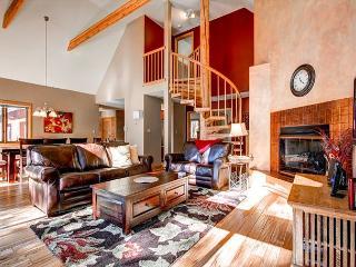 Whispering Aspens Retreat Home Breckenridge House Rental
