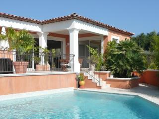 Villa Bellocchio, Luxury French Riviera Vacation Villa, Sainte-Maxime