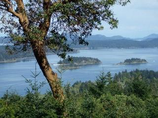 Allison Harbourview House - Stunning Ocean views, Ilha Salt Spring