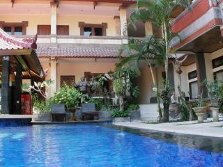 Legian Village Hotel- Beachside Affordale Rooms!, Kuta
