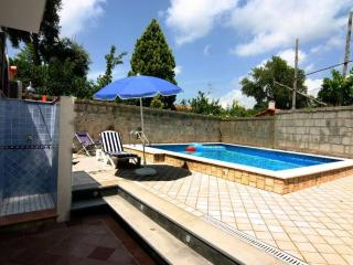 1 Bedroom villa with pool near Sorrento centre, Sorrente