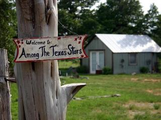 Among the Texas Stars-romantic getaway.