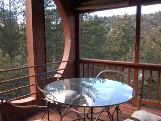 Fabulous Tree House Chalet on lake near Estes Park, Lyons