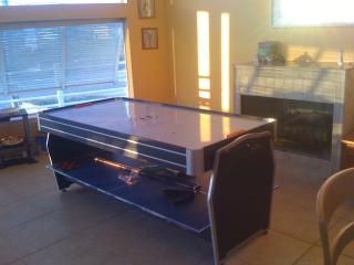 Air-Hockey / Pool / Ping-Pong Combo