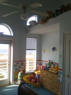 Children's Room With Toys & Stuffed Animals