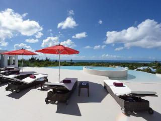 Just in Paradise at Terres Basses, Saint Maarten - Sunset and Ocean Views, Pool