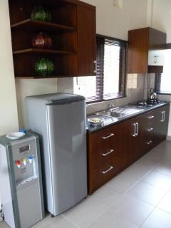 functional, full self contained kitchen