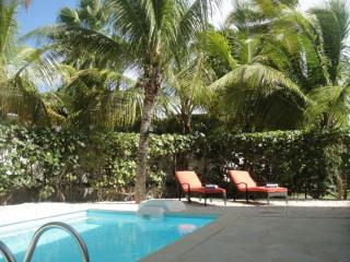 MACASSI 4...3 BR just 123 yards to fun filled Orient Beach, St. Maarten