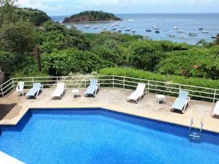 Beautiful Ocean Front Villa on Costa Rica Pacific, Playa Ocotal