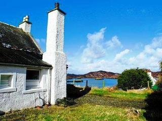 Caberfeidh Self Catering Cottage. Isle of Lewis., Marvig