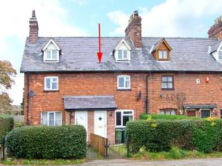 2 ORGANSDALE COTTAGES, pet-friendly cottage, with woodburner, and enclosed garde