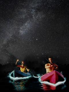 Kayaking Snorkeling Bio Bay Bioluminescent Tours