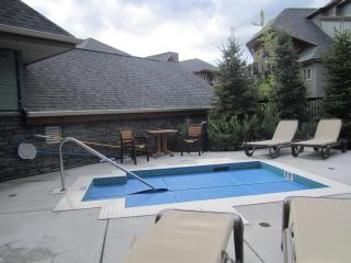 !NEW! Mountain view, walk to Downtown, 3 hot tubs