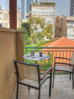 YELLOW Apartment - Balcony