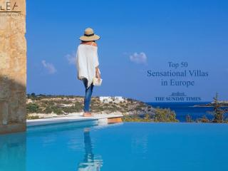 Olea Villas-Top villa by The Sunday Times, Chania Town