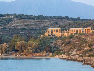Villas Overlooking Loutraki bay