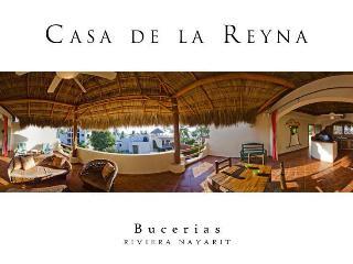 Casa de la Reyna Palapa Penthouse Bucerias Mexico