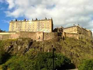 Edinburgh Castle View, Edimburgo
