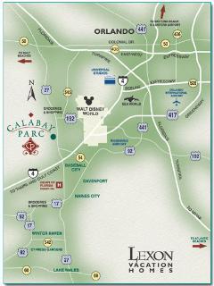Calabay Parc - 15mins drive to Disney Parks