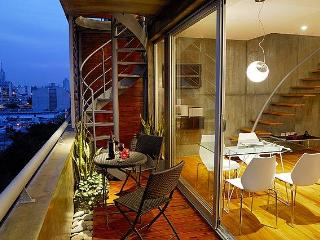 Penthouse/Terrace & pool/City views, Buenos Aires