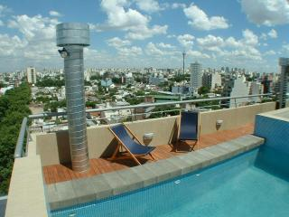 Penthouse/private terrace&mini pool/best city views/2bedrooms