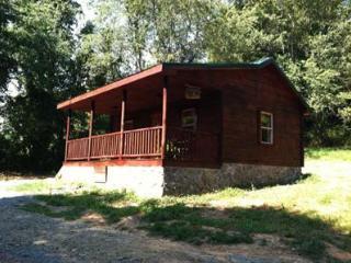 Galax VA Log Cabin