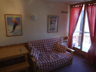 Ski Apartment in the French Alps, Les Arcs 2000, Bourg Saint Maurice