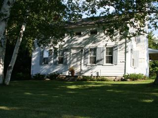 The Herrick House. Country Home: Fireplaces, Views