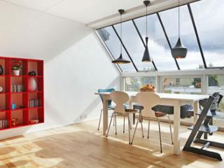 Beautiful Copenhagen apartment at Aalholm station, Copenhague