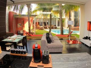 Ground Floor Super Modern in the heart of Playa del Carmen