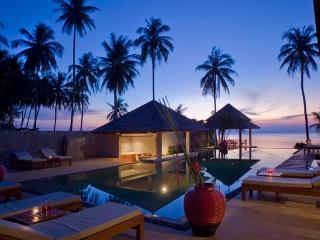 Nathon Beach Villa 4347 - 5 Beds - Koh Samui, Lipa Noi