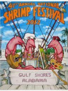Join us for the Shrimp Fest. Yearly 2ed weekend in Oct. great music, food, fun and weather. Book early