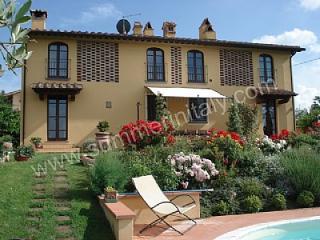 Villa Tessa, Castelfiorentino