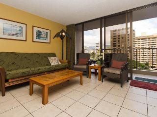 Waikiki Banyan Tower 2 Suite 807, Honolulu