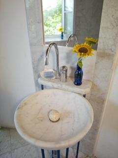 Countryhouse Villa La Rogaia Umbria, Apartment La Pipo: Bathroom