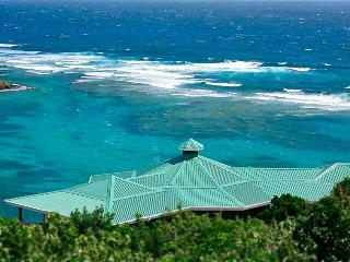 Reef House Bequia--Powerful Ocean Views! 2 or 5 BR