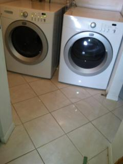 State of the art washer dryer