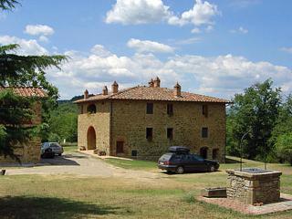 Valdambra, Badia Agnano