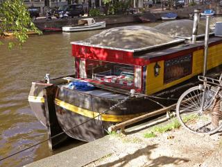 Friendship, Ámsterdam