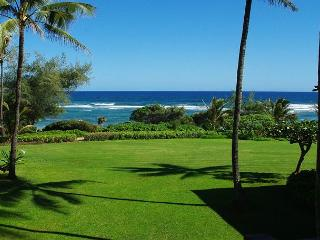 Kaha Lani 213: Wailua Bay view 2br/2ba on the Coconut Coast, at Lydgate Park, Lihue