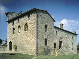 Villa Bella Villa rental in Chiusdino, near Siena and Montepulciano - Tuscany