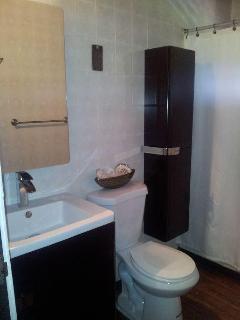 2nd floor bathroom hall.