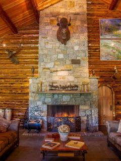 Lodge-Custom Built with commercial Kitchen