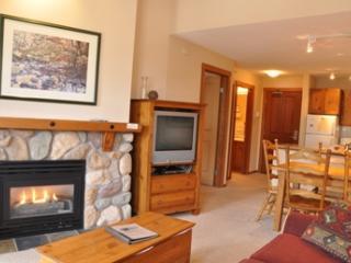Fireside Lodge Village Center - 419, Sun Peaks