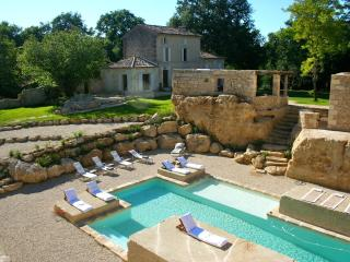 Luxury home w/pool Bordeaux & Saint Emilion area, Naujan-et-Postiac