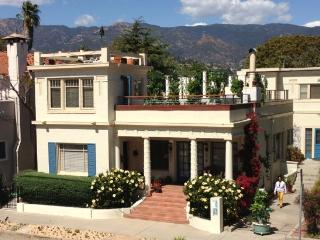 """Chapala Gardens"" - Historic West Beach : Unit-3, Santa Barbara"