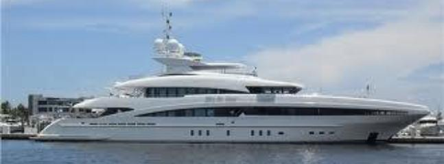 Fort Lauderdale is the yacht capital of the world