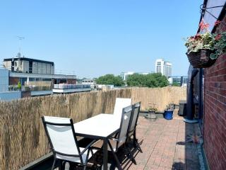 Beautiful Central W1 Penthouse Sunny Terrace Wifi