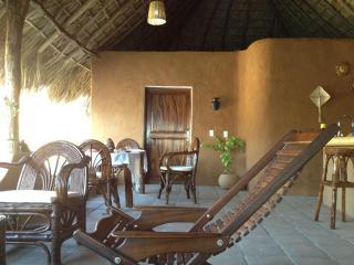 Casa Luna - casa de playa de ensueño en Oaxaca, México.