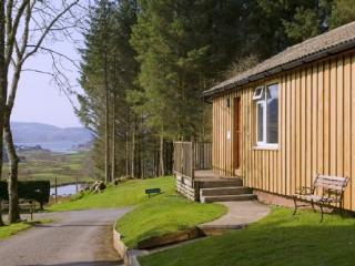 ASH LODGE, Lerags Glen, Oban, Argyll, Scotland